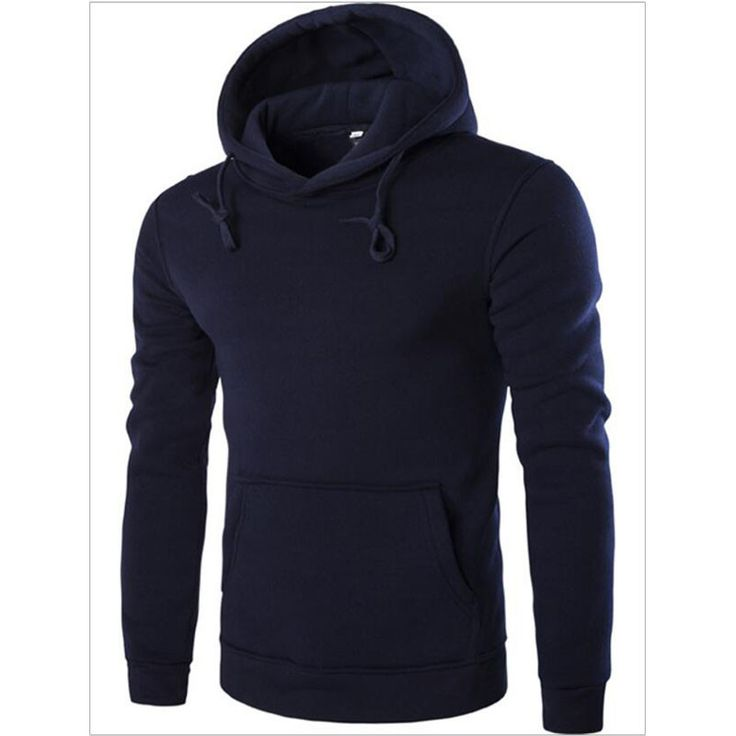 Spring Mens Hoodies/ Sweatshirts Cotton