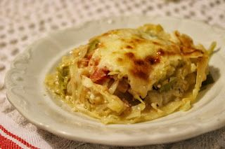 Kale Lasagne