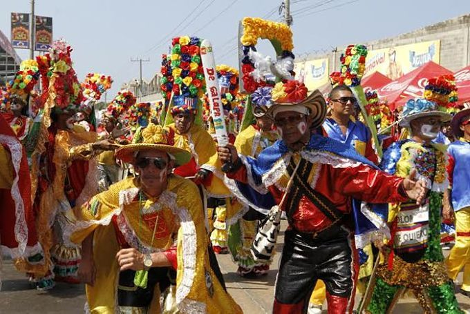 @takemysecrets  The best things to do in #Colombia - las mejores cosas que hacer en Colombia  #carnaval #barranquilla