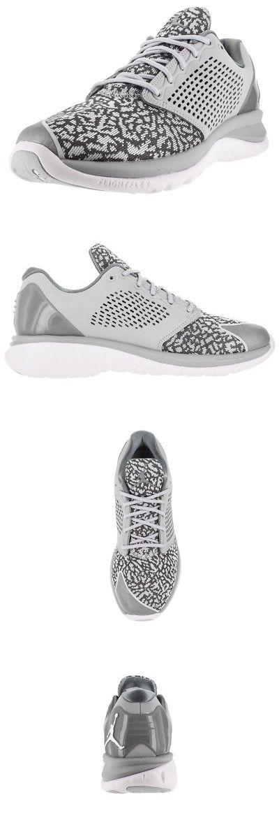Men 158971: Nike Jordan Men S Jordan Trainer St Wolf Grey Wht Pr Pltnm Cl Gry Basketball -> BUY IT NOW ONLY: $86.61 on eBay!