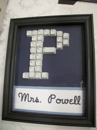 Great gift for a computer teacher, or a computer nerd, in your life!