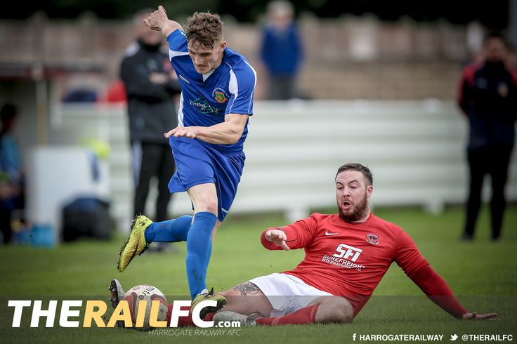 Thackley match report in words and pictures        @therailfc @thackleyafc @Howell_rm