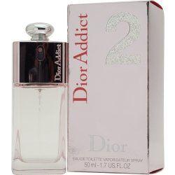 Christian Dior Dior Addict 2 Edt Spray 1.7 Oz By Christian D