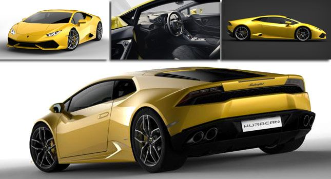These Lamborghini Huracan LP610-4 Photos Look Legit and Real to Us… - Carscoops