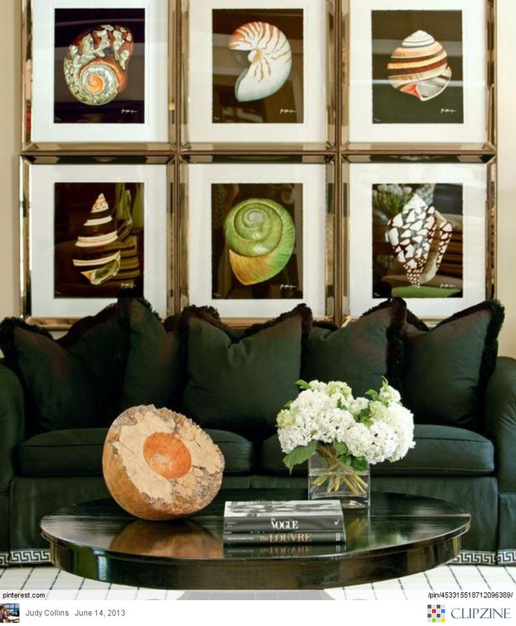 21 coastal gallery walls inspiration and ideas to create a compelling display