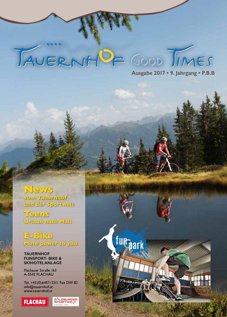 "Tauernhof Flachau ""Times"" Sommer17"