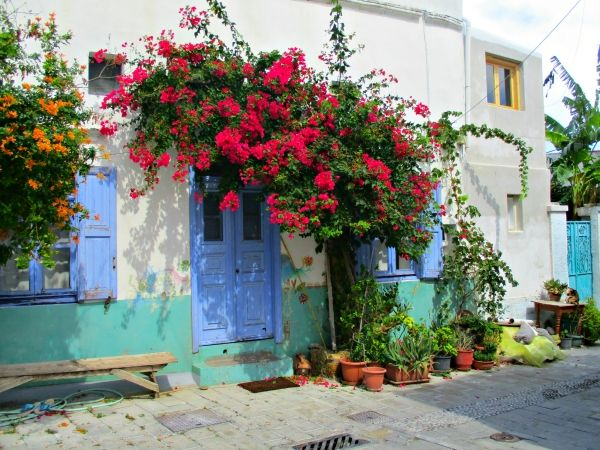 Pretty house in Koskinou village