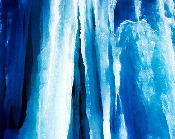 Fotografía de invierno fotografía abstracta carámbano