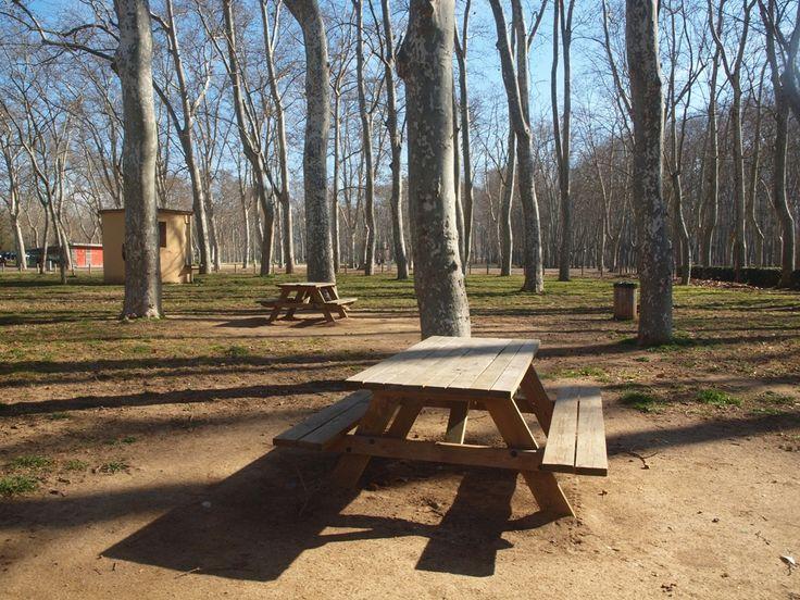 Parc de la Devesa. Excursión Girona