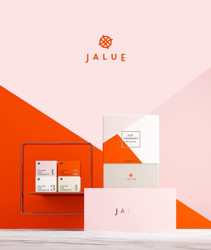 Jalue Skincare on Behance