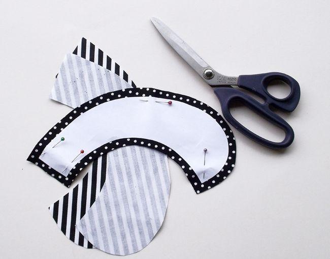 [DIY] Two sides peter pan collar | FashionRolla DIY, Fashion and Lifestyle Blog from Berlin: [DIY] Two sides peter pan collar