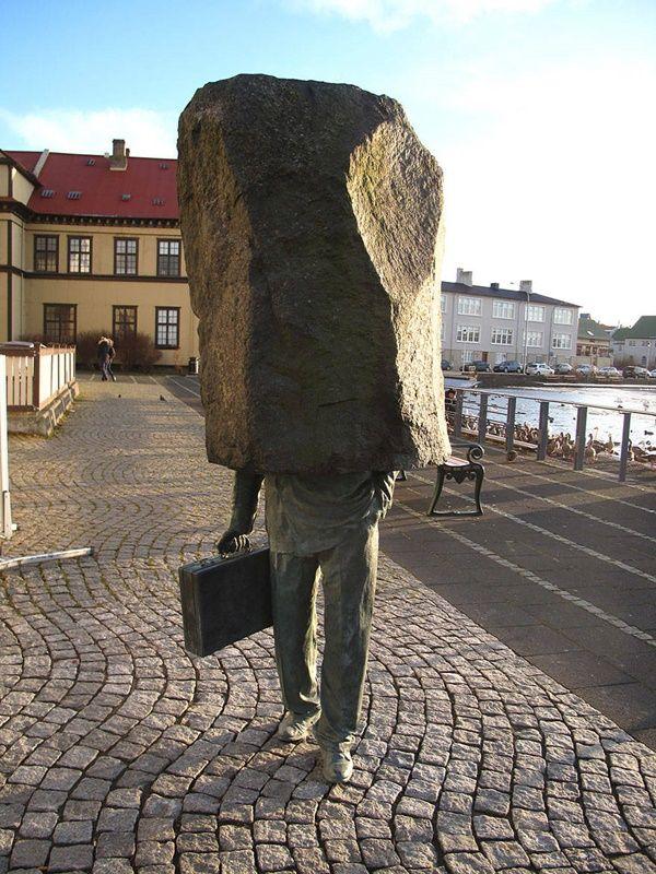 3 – O Oficial Desconhecido, Reykjavik, Islândia