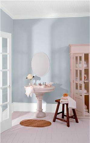Paint Behr Cumberland Fog Hue Home Pinterest