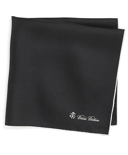Silk Pocket Squares - $40 at Brooks Bros.