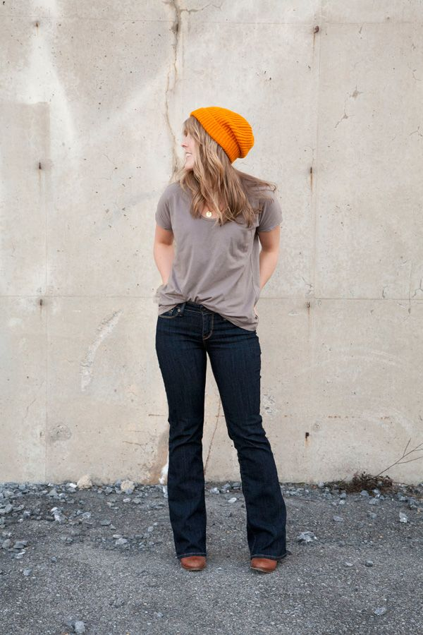 Fall is here - A Thousand Threads styles her #DENIZENJeans only at #Target