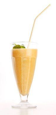 Diät Shake Rezept: Aprikosen-Feigen Shake. Der etwas andere Shake mit viel Karotin und Mineralstoffen.