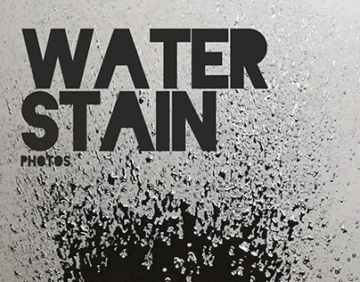 """Check out new work on my @Behance portfolio: """"Water Stain"""" http://be.net/gallery/34415711/Water-Stain"""