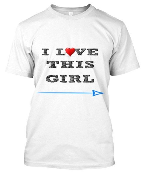 LIMITED  WWW.teespring.com/love-this-girl-6706