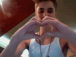 pictures of justin bieber with his shirt off by himself blowing kisses - Google Search