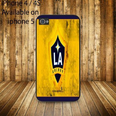 iphone 4/4s case for LA Galaxy on Wanelo