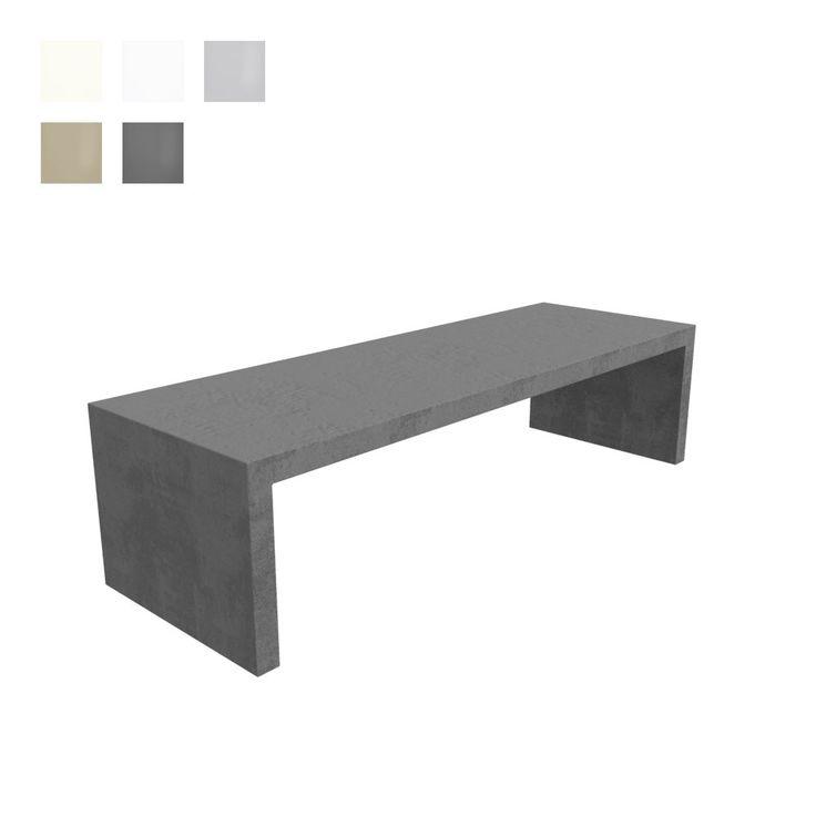 Tisch Betonoptik Lars 3000 x 1000 x 770 mm
