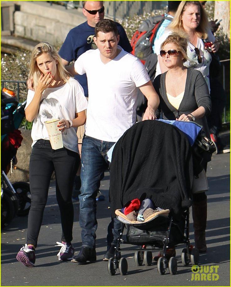 Michael Buble Son 2014