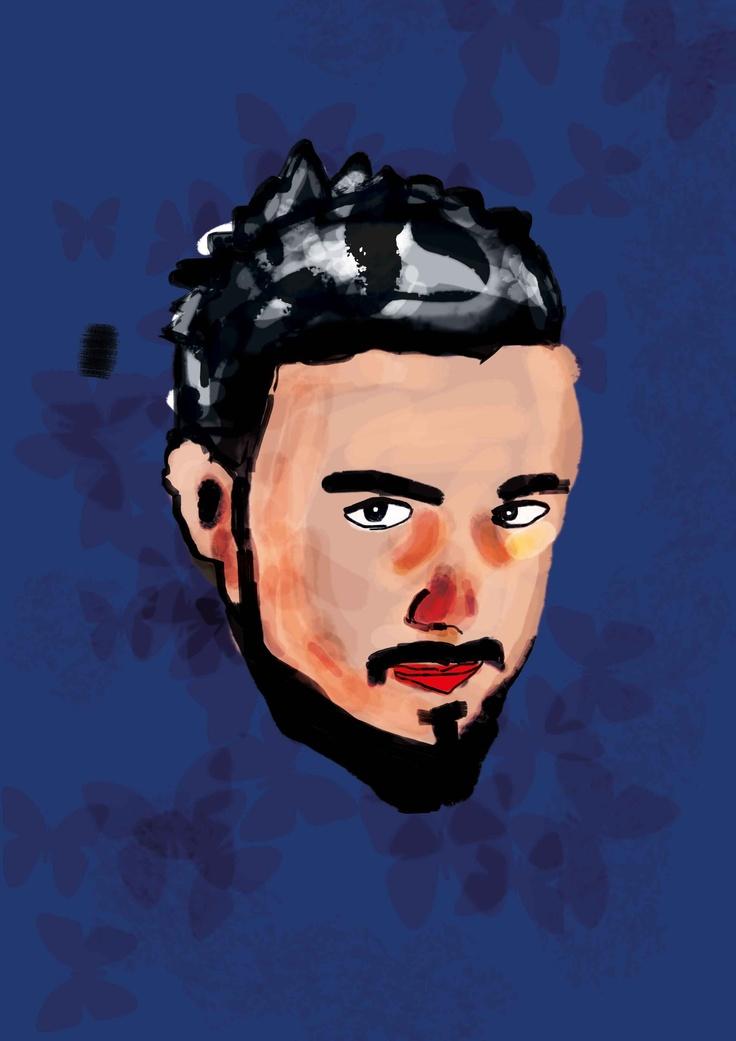 My First portrait