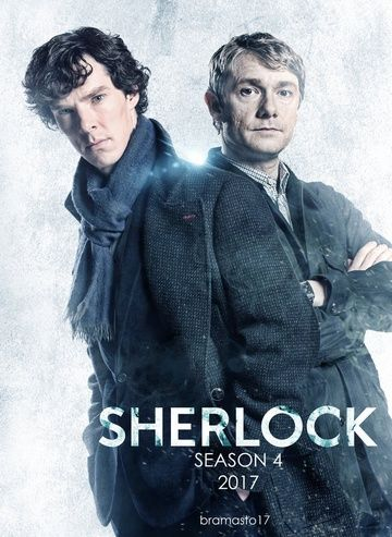 Sherlock - Saison 4