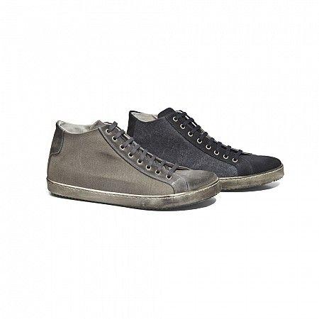 Vintage sneakers uomo comprabili nel nezio Pittarello rosso primavera estate 2014 Scarpe Firmate Online