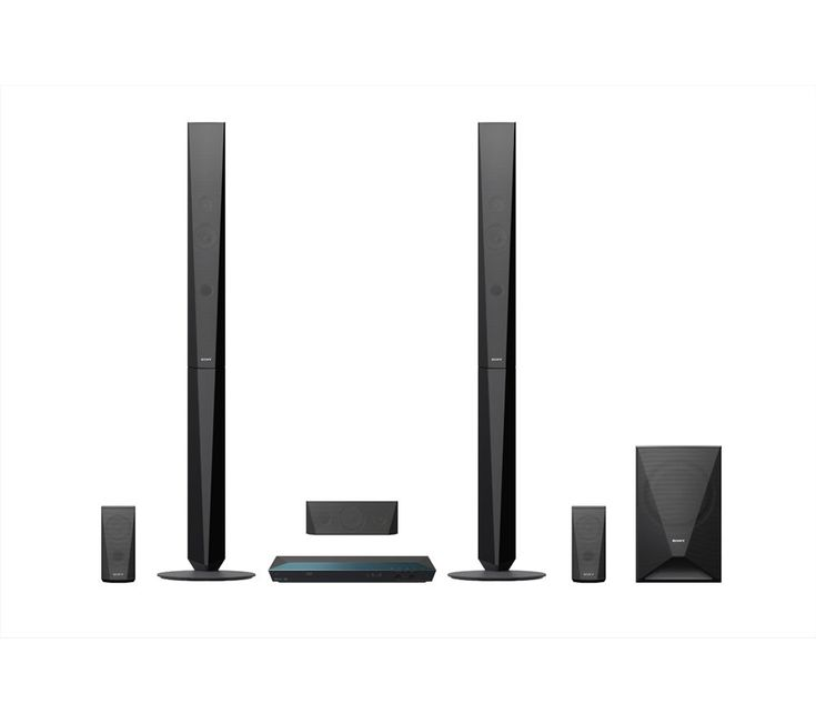 SONY  BDVE4100.CEK 5.1 Smart 3D Blu-ray Home Cinema System Price: £ 282.00 The Sony BDVE4100.CEK 5.1 Smart 3D Blu-ray Home Cinema System fills your entertainment area with huge cinematic sound and offers advanced capabilities, including Bluetooth and NFC technology. Sounds just like the movies This Sony surround sound system helps take home audio to the next level via its two tallboy speakers...
