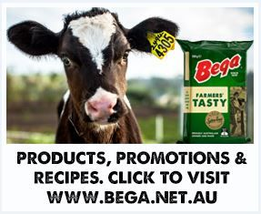 100% Auistralian Owned: Bega Cheese