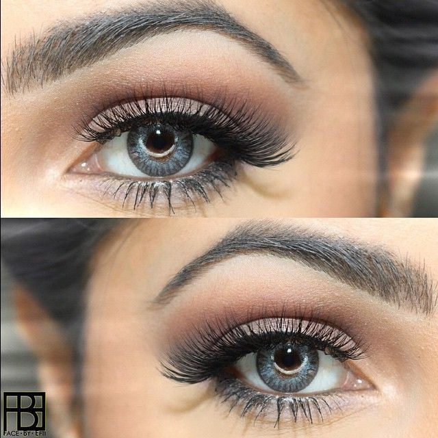 Starting the new year off with an exquisite look featuring @facebyefti with ESQIDO #Lashes in Voila Lash | esqido.com