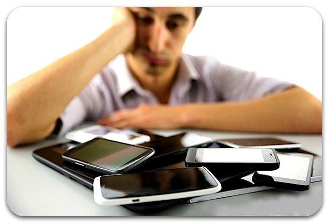 Телефон на выбор с картинками