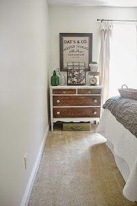 Antes y después, el increíble cambio de un dormitorio de matrimonio!