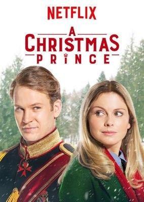 A Christmas prince Netflix original movie