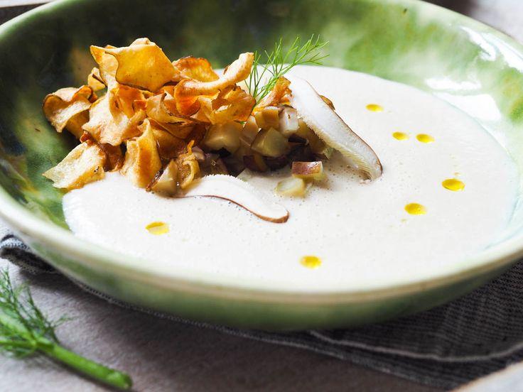 Krém z topinamburů | Oh My Chef