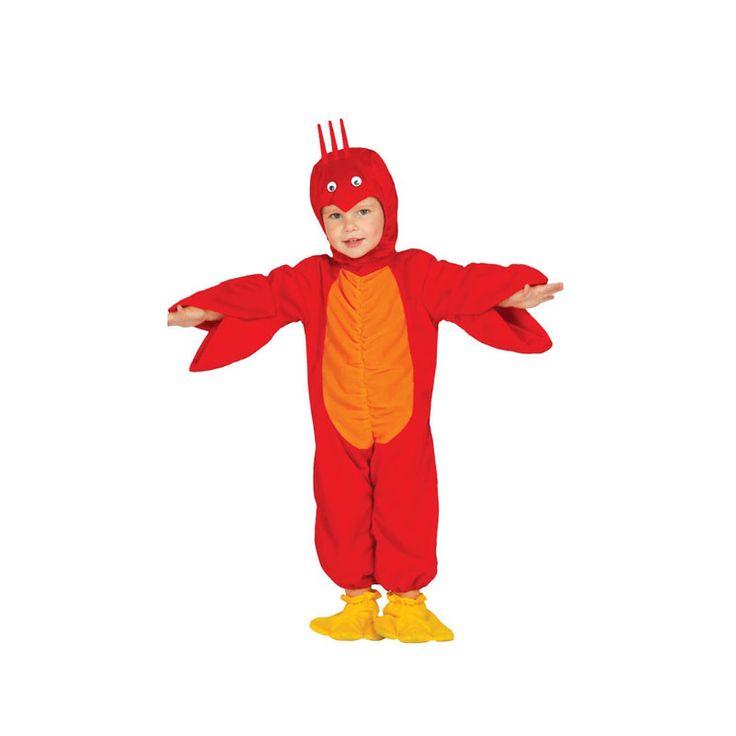 Disfraz de Langosta Bebé #disfraces #carnaval #novedades2016