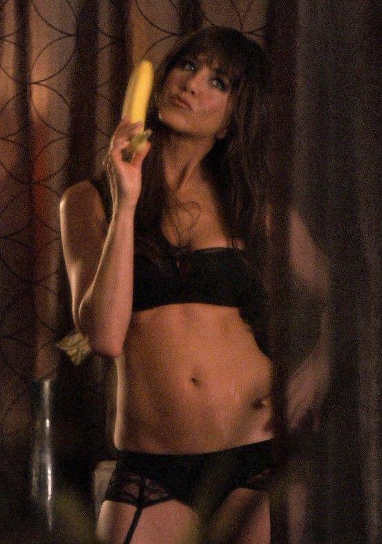 Jennifer Aniston Sexy Scene From Horrible Bosses