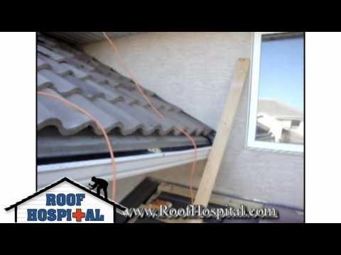 Orange County Tile Roof Repair