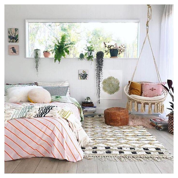 Schlafzimmer Mit Vielen Pflanzen: 538 Besten Schlafzimmer Deko Bilder Auf Pinterest