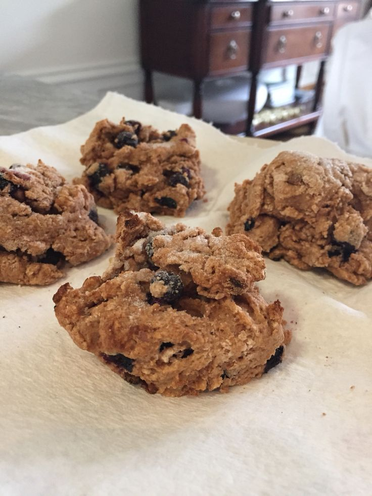 Thug Kitchen's Blueberry Walnut Lavender Scones- slightly sweet and ...