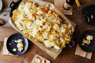 Blue Cheese Potato Chips Recipe on Food52 recipe on Food52
