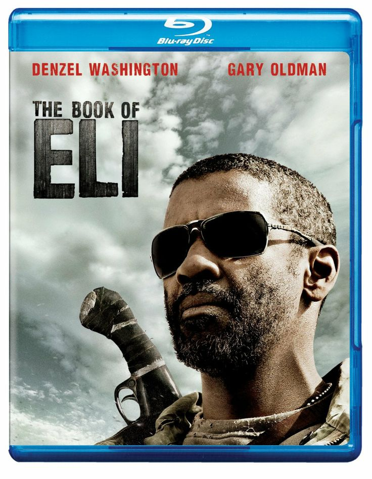 The Book of Eli (2010) ($8.67) - The story is good, the acting is good, and the over all movie is great. - With that said, 'The book of Eli' was a good movie, nothing more. - Books of faith like the Bible have been held responsible for the worlds destruction, and therefore most have been destroyed. http://www.amazon.com/exec/obidos/ASIN/B002ZG997M/electronicfro-20/ASIN/B002ZG997M