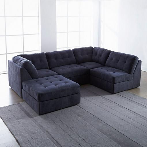 buy 5piece modular sectional online u0026 reviews