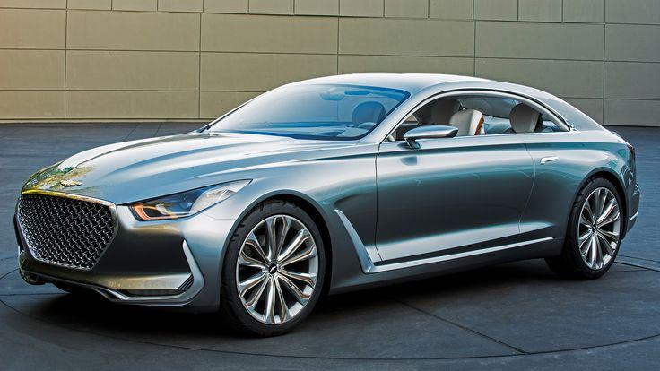 2015 Hyundai Vision G Concept  http://www.wsupercars.com/hyundai-2015-vision-g-concept.php