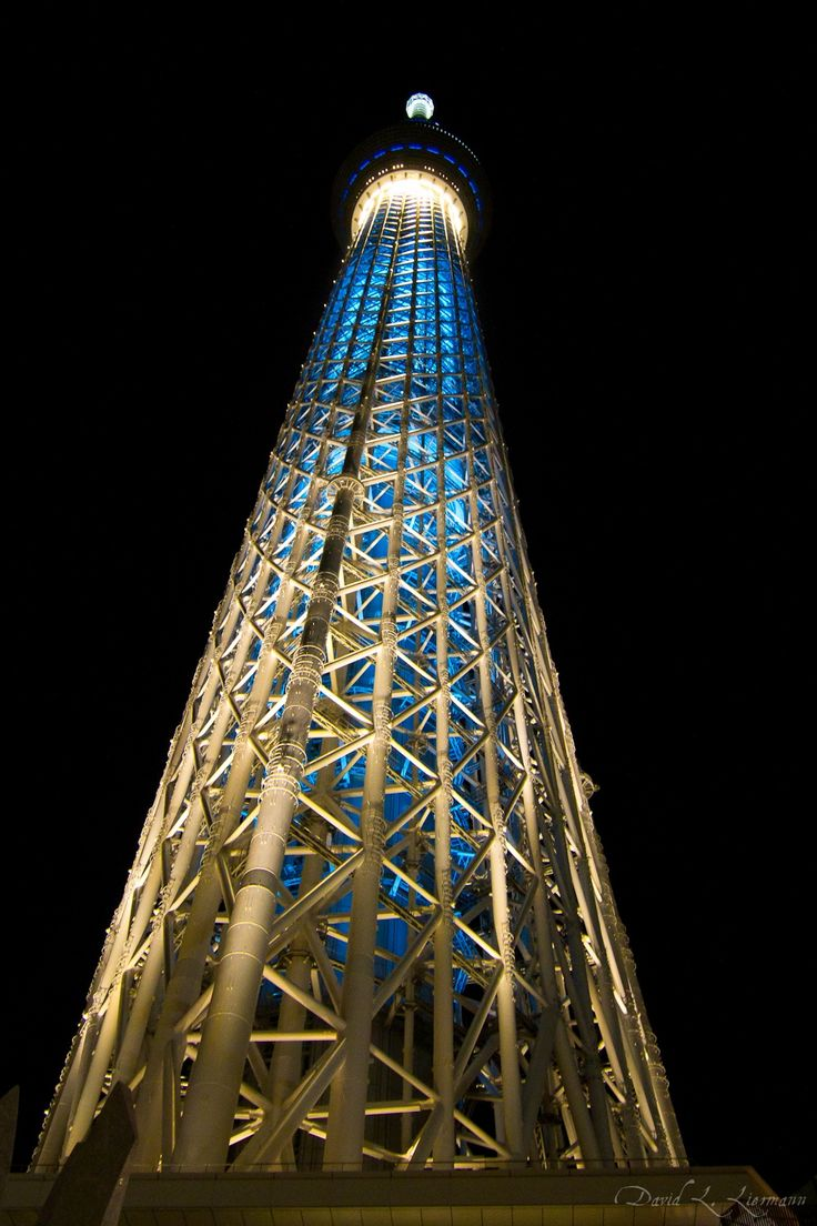 Tokyo Skytree - Tokyo by David L. Liermann on 500px