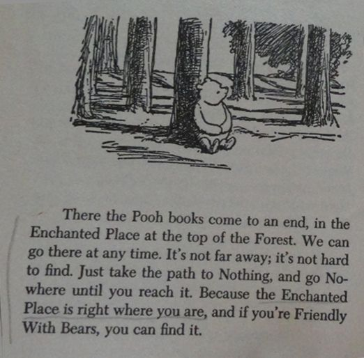 winnie the pooh and taoism The tao of pooh boils the taoist faith down into simple truths, each using pooh and his friends to explain them in easy, bite-sized pieces some of the examples are original to author benjamin hoff's book, while others are lifted directly from the original text by aa milne.