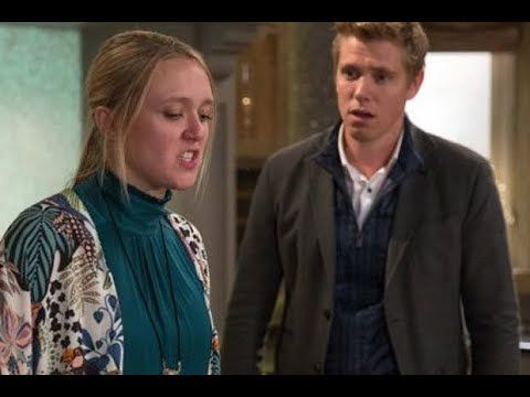 Emmerdale spoilers: Robert Sugden NOT the dad of Rebecca White's baby?