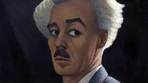 Self Portrait - Lawren Harris