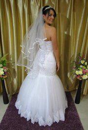 Eliza csipke menyasszonyi ruha